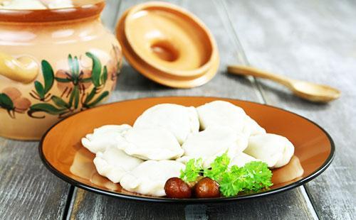 Традиционные рецепты вареников скартошкой игрибами ипросто грибных
