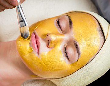 желтковая маска для лица от морщин