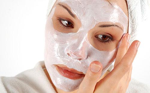 Желатиновая маска с кефиром