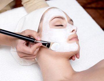 какие можна делать маски на жирную кожу с воспалениями после 40 лет