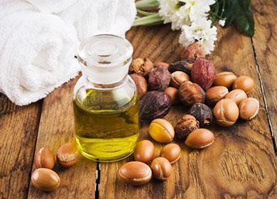 Камфорное масло с семенами