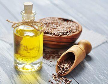 Льняное масло в косметике как использовать