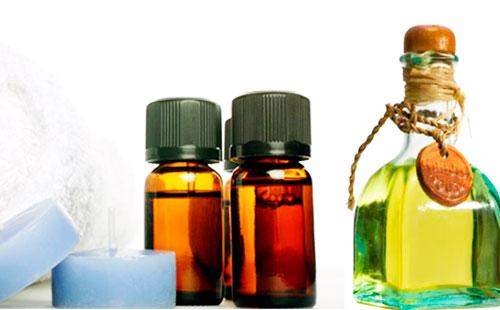 Льняное масло в бутылочках