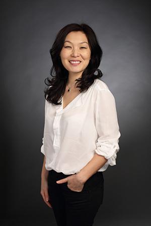 Чудесная улыбка Натальи Ким