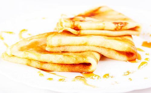 рецепт блинов на сыворотке с яйцами тонкие без соды