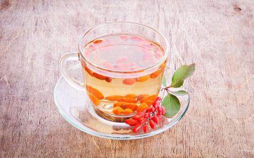 Чай из барбариса