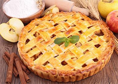 3 рецепта вкусной выпечки с яблоками