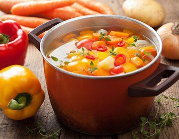 как приготовить диетический крупяной суп после удаления желчного пузыря