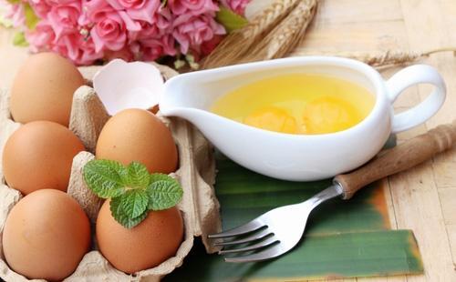 Яйца в соуснике