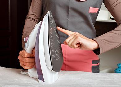 Чем почистить утюг керамический от пригоревшей ткани в домашних условиях
