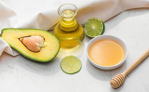 Ингредиенты для маски для волос