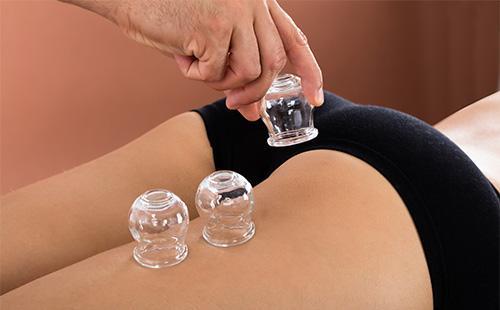 Банки для антицеллюлитного массажа