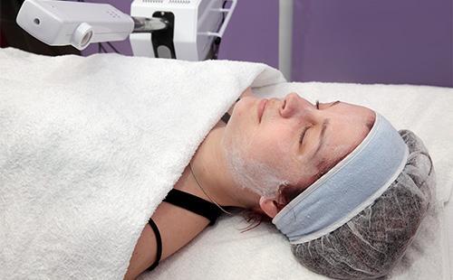 Озонотерапия в салоне