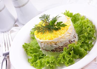 Рецепт салата «Восторг», и при каком сочетании продуктов он превратится в «Оргазм»