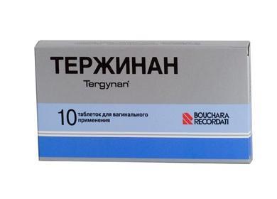 Упаковка свечей Тержинан