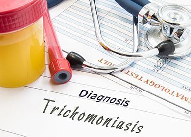 Болезнь трихомониаз