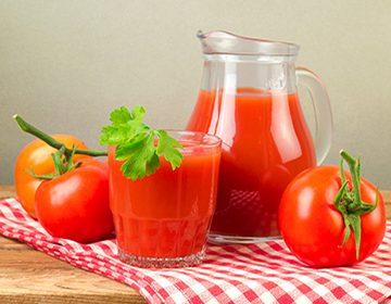 Как сделать литр томатного сока 94