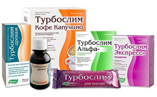 Товары для похудения Турбослим