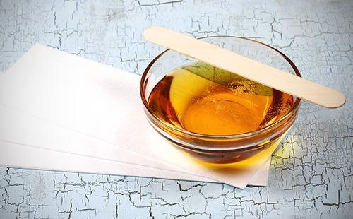 Сироп из сахара для шугаринга