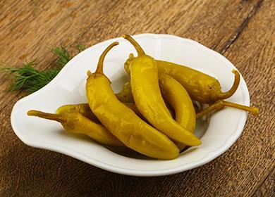 Маринованный перец назиму: рецепты от«классики» докавказского колорита
