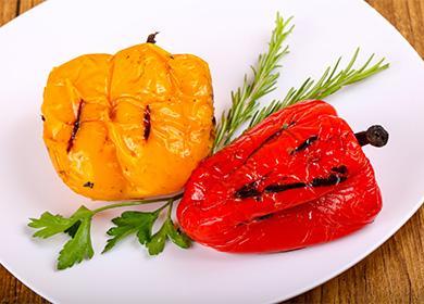 Жареный перец назиму: рецепты, ипочему нужно вымачивать овощ всоленой воде