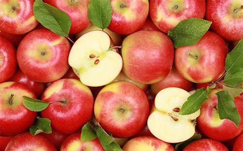 Яблоки сорта Ранет