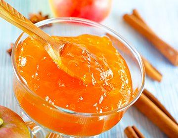 повидло из яблок рецепт с фруктозой