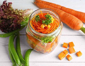 Диета на гречке с овощами