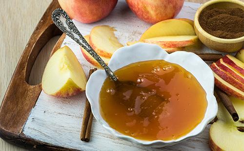 Жидкое яблочное варенье