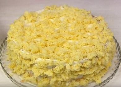 Очень вкусный и простой рецепт бисквитного торта: готовим с пошаговыми фото.