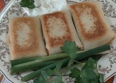 Вкуснейшие блины с капустой: два пошаговых рецепта с фото и видео!