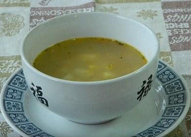 Гороховый суп со свининой — порадуйте близких вкусным обедом