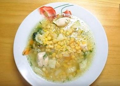 Гороховый суп с курицей — секреты волшебного вкуса