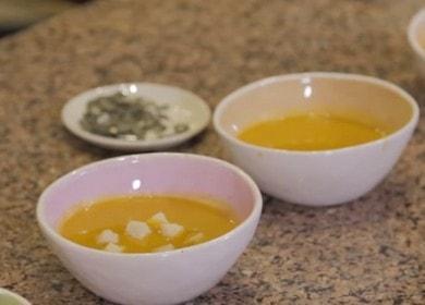 Ароматный крем суп из тыквы: пошаговый рецепт с фото!