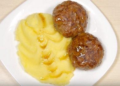 Самые вкусные рецепты котлет из фарша говядины и свинины: готовим с пошаговыми фото.