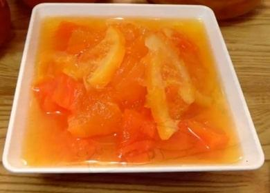Готовим вкусное варенье из тыквы по рецепту с фото.