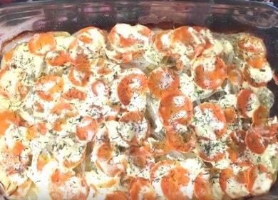 Рецепт горбуши с картошкой, запеченной в духовке — вкусная идея для ужина