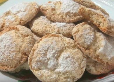 Готовим ароматное итальянское печенье по рецепту с фото.