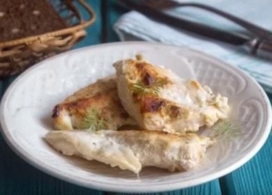 Курица в кефире в духовке — просто и вкусно