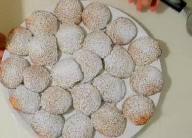 Классическое миндальное печенье — очень простой рецепт