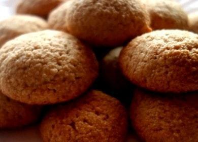 Овсяное печенье без муки — быстро, вкусно и полезно