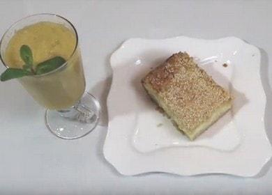 вкуснейший песочный пирог с творогом: готовим по рецепту с фото.