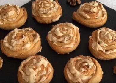 Вкуснейшее печенье Розочки — рецепт с детства