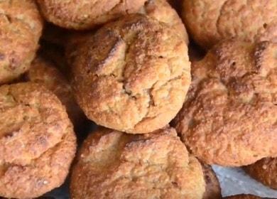 Легкое протеиновое печенье — фитнес рецепт