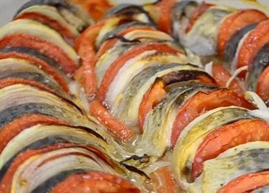 Лучший рецепт скумбрии в духовке: готовим с пошаговыми фото.