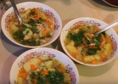 Суп из форели — простой и вкусный рецепт