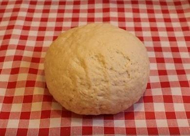 Тесто на манты на кипятке — эластичное и прочное