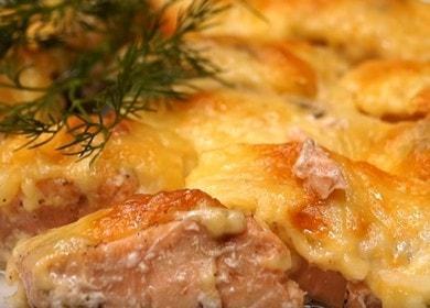 Готовим вкуснейшее филе горбуши в духовке: рецепт с пошаговыми фото.
