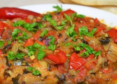 Чахохбили из курицы по-грузински — вкусное и несложное традиционное блюдо