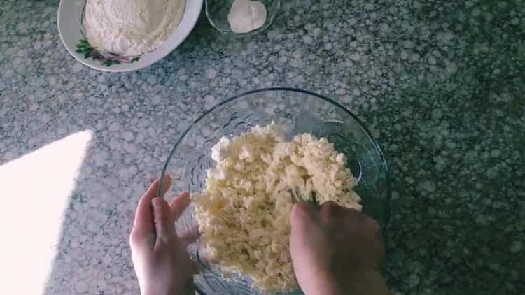 Для приготовления берлинского печенья. подготовьте ингредиенты